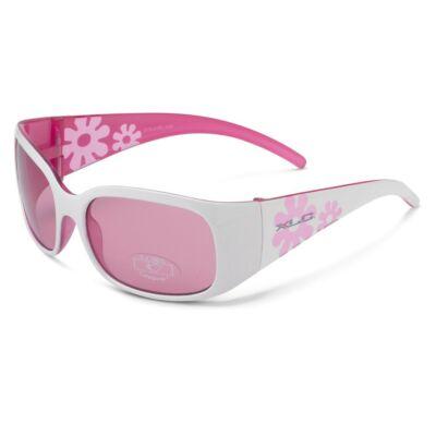 XLC Napszemüveg Maui fehér-pink