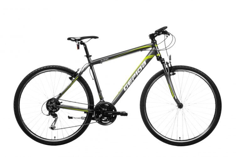 Gepida ALBOIN 200 CRS 2017 férfi Cross Kerékpár