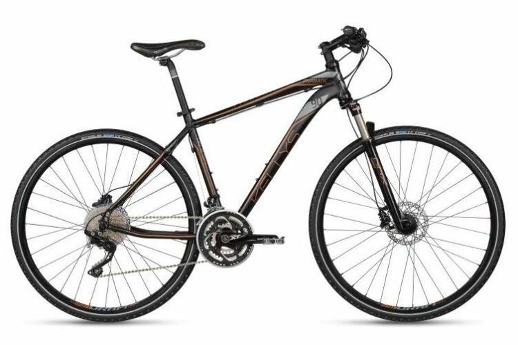 Kellys Phanatic 90 2017 férfi Cross Kerékpár