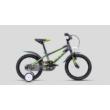 CTM TOMMY 2021 Gyerek Kerékpár matt szürke-zöld
