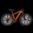"Ghost LECTOR 7 LC 29"" 2017 Carbon Mountain Bike orange"