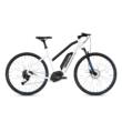 Ghost HYB Square Cross B2.9 2018 női E-bike fehér-fekete