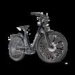 """Husqvarna Eco City 2 CB 418 26"""" 2021 női E-bike fekete"""