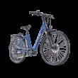 """Husqvarna Eco City 3 26"""" 2021 női E-bike kék"""