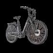 """Husqvarna Eco City 4 CB 28"""" 2021 női E-bike fekete"""
