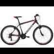 Kross Hexagon 1.0 26 2021 férfi Mountain Bike fekete-fehér-piros