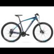 Kross Level 1.0 27 2021 férfi Mountain Bike sötétkék-kék-ezüst