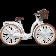 Le Grand Lille 5 2018 női City Kerékpár white glossy