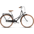Le Grand Virginia 1 2018 női City Kerékpár black glossy