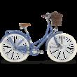 Le Grand Virginia 2 2019 női Classic Kerékpár blue