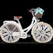 Le Grand Virginia 3 2019 női Classic Kerékpár white