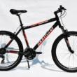 """Montana MTB 26"""" Alu Maraton férfi Mountain Bike fekete-piros"""