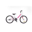 Neuzer Cindy 20 1s Gyerek Kerékpár fehér/fehér-pink