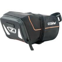 Zefal Nyeregtáska Z Light L Tépőzáras Ultra Könnyű 1.4L Fekete 105G