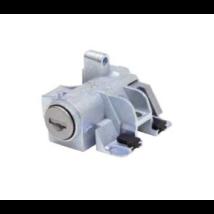 Abus cilinder Bosch e-bike akkuhoz RH (Gen 2) ezüst, alsó vázcsőre