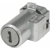 ABUS cilinder Shimano e-bike akkuhoz, ezüst, Powertube (integrált) vázcsőbe