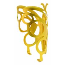 Acor ABC-21102 Alumínium kulacstartó pillangó arany