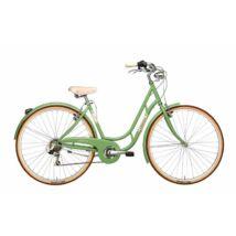 "ADRIATICA DANISH 28"" 6s 2018 női City Kerékpár zöld"