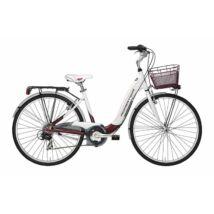 "ADRIATICA RELAX 26"" 6s 2018 női City Kerékpár fehér"