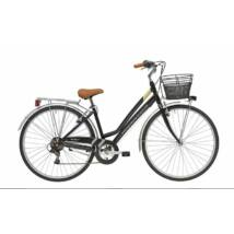 "ADRIATICA TREND 28"" 6s 2018 női City Kerékpár fekete"