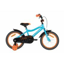 """Alpina Starter 16"""" Gyerek Kerékpár blue"""