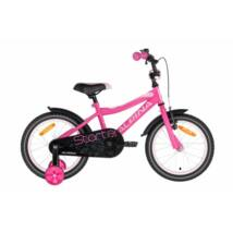 """Alpina Starter 16"""" Gyerek Kerékpár pink"""
