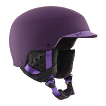 Anon AERA Bukósisak imperial purple