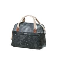 Basil egyoldalas táska Boheme Carry All, Hook ON charcoal fekete