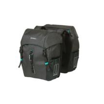 Basil dupla táska Discovery 365D Double Bag M, Universal Bridge System