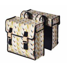 BASIL Táska Csomagtartóra 2 részes DOUBLE BAG