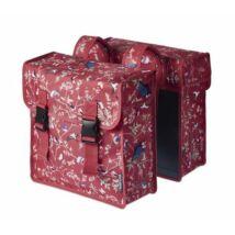 BASIL Táska Csomagtartóra 2 részes WANDERLUST-DOUBLE BAG 35L