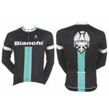 Bianchi Reparto Corse téli hosszú ujjú mez