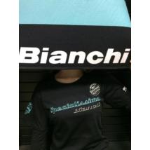 Bianchi T-shirt specialissima bk