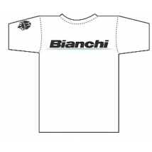 Tshirt Bianchi Logo