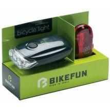 BIKEFUN Lámpa BLAZE szett E+H 3+5 LED