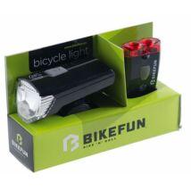 Bikefun Lámpa Ray Szett 1+2 Led Usb