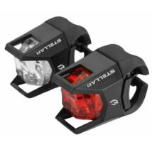 Bikefun Lámpa Stellar Sett E+H Fekete