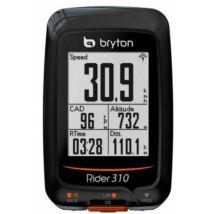 BRYTON Computer RIDER 310T GPS szett (+HRM + CAD)