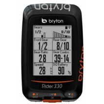 BRYTON Computer RIDER 330T GPS szett (+HRM + CAD)