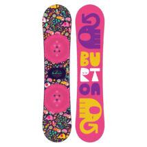 Burton CHICKLET 125 17/18 Snowboard deszka