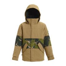 Burton BOYS SYMBOL JK Snowboard kabát