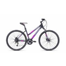 CTM BORA 2.0 2018 női Cross Kerékpár fekete-lila