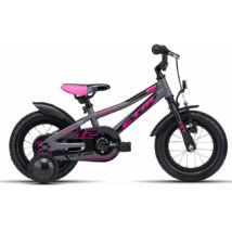 CTM Billy 2019 Gyerek Kerékpár matt grey-pink