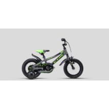 CTM BILLY 2021 Gyerek Kerékpár matt szürke-zöld