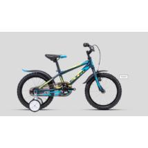 CTM TOMMY 2021 Gyerek Kerékpár matt petróleum-sárga