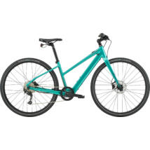 Cannondale Quick Neo 2 SL Remixte 2021 női E-bike