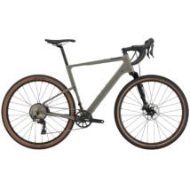 Cannondale Topstone Carbon Lefty 3 2021 férfi Gravel Kerékpár szürke