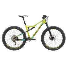 Cannondale BAD HABIT CARBON 1 2017 férfi Fully Mountain Bike