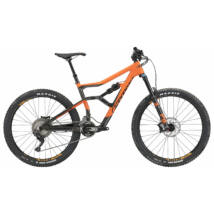 Cannondale TRIGGER CARBON/ALLOY 3 2018 férfi Fully Mountain Bike