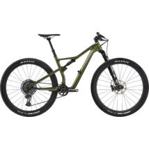 "Cannondale Scapel 29"" Carbon S LTD férfi Fully Mountain Bike"